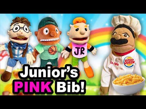 SML Movie: Bowser Junior's Pink Bib!