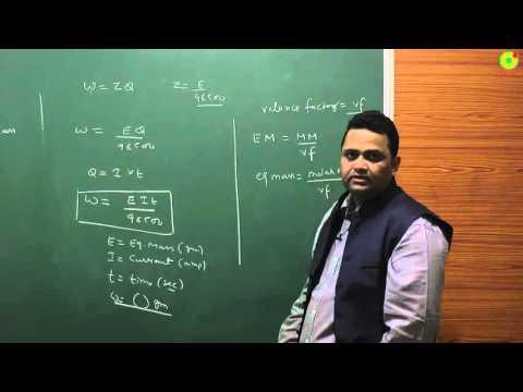 ELECTROCHEMISTRY # 01 | NV SIR( B.Tech. IIT Delhi) | IIT JEE MAIN + ADVANCED | AIPMT | CHEMISTRY