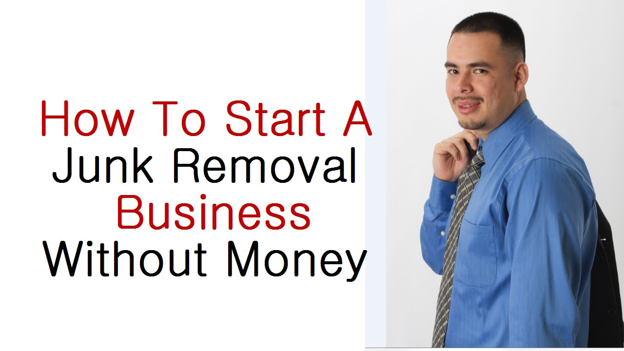 How to start a junk removal business youtube magicingreecefo Choice Image