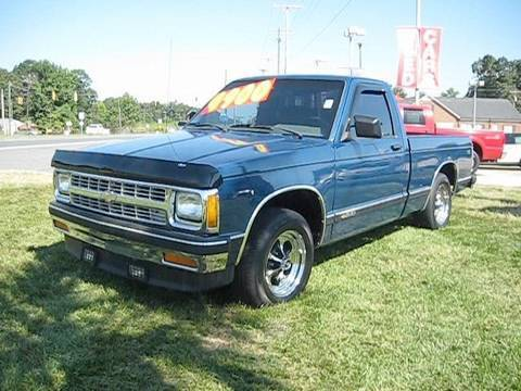 1991 Chevrolet S10 5spd Start Up Engine And In Depth Tour
