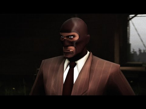 spy tf2 first person story