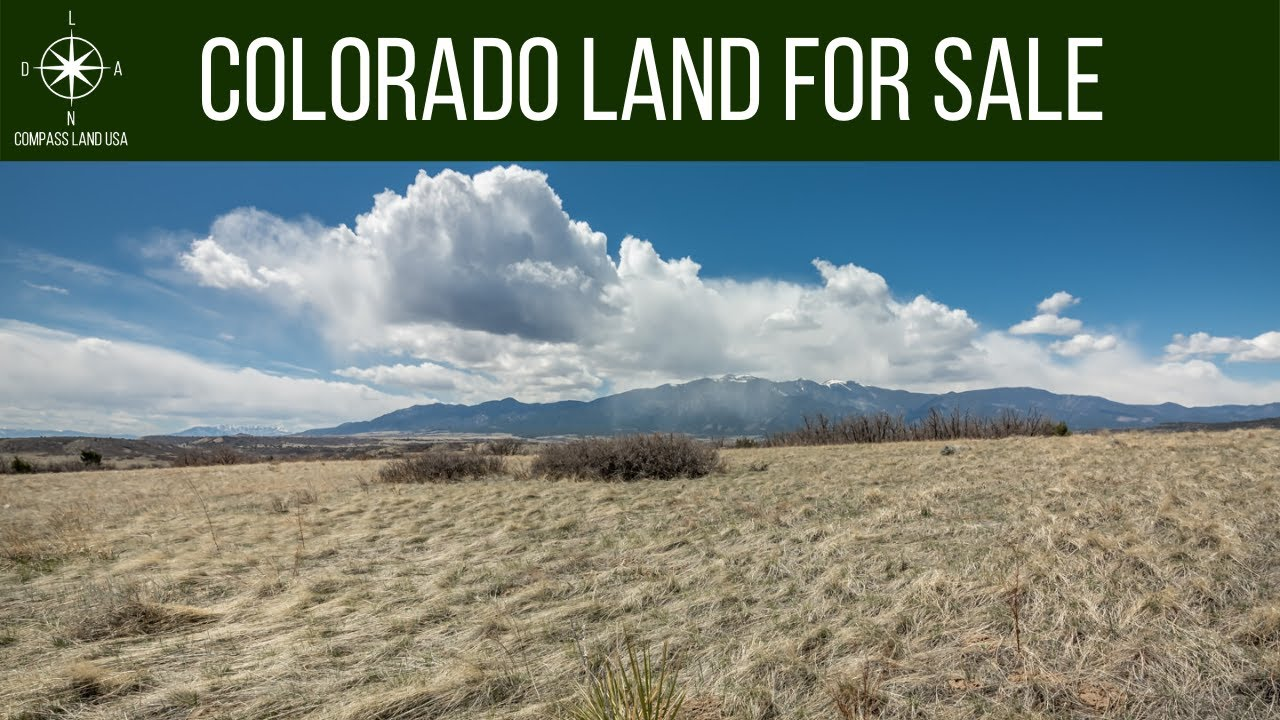 SOLD By Compass Land USA  - 0.3 Acres Land for Sale in Colorado City Pueblo County Colorado