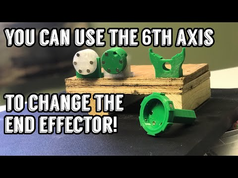 The World Needs This Tool Changing End Effector Design.