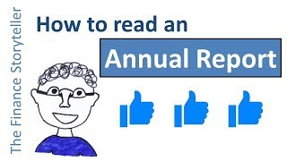Video How to read an annual report download MP3, 3GP, MP4, WEBM, AVI, FLV Juli 2018