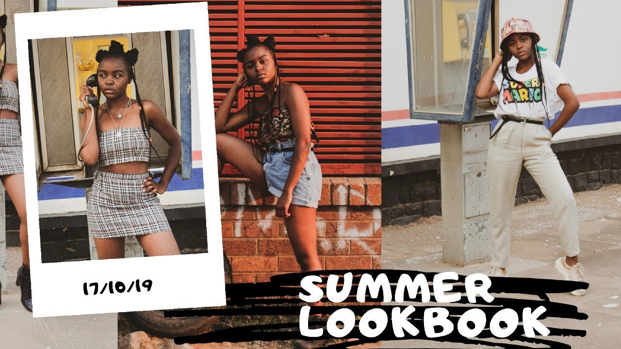 [VIDEO] - Summer Lookbook | Zambian Youtuber 7