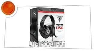 Turtle Beach Atlas One - Unboxing