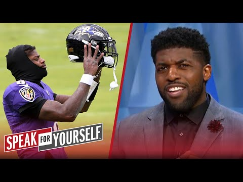Ravens should have concerns about signing Lamar to a long-term contract | NFL | SPEAK FOR YOURSELF