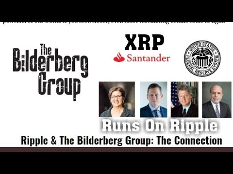 #XRP Setting Up For MAJOR RALLY. Ripple And The Bilderberg Group Connection/