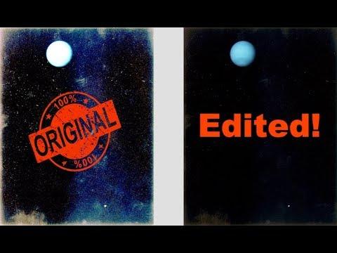 Уфолог снова уличил NASA в «подтасовке фактов»