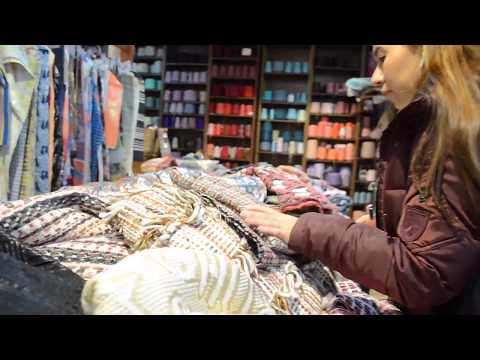 ❤️ Heavenly Amounts of Fabric in Paris ❤️