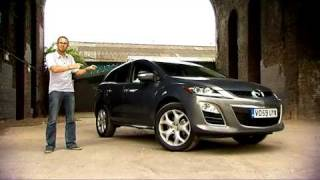 Fifth Gear Web TV - Mazda CX-7