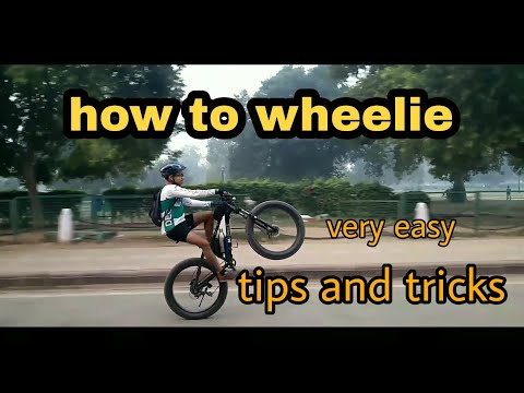 How to Wheelie | Detailed Video | Very Easy | Tips and Tricks | wheelie on cycle