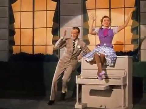 Judy Garland and Fred Astaire - I Love A Piano (Easter Parade, 1948)