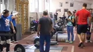 Сборная по тяжелой атлетике в Сочи. Новости 24 Сочи