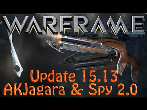 Warframe - Update 15.13: AKJagara & Spy 2.0 from YouTube · Duration:  14 minutes 34 seconds  · 6 000+ views · uploaded on 06/02/2015 · uploaded by OriginalWickedfun