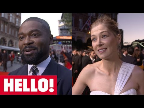 A United Kingdom | Rosamund Pike and David Oyelowo on the love that conquered an empire