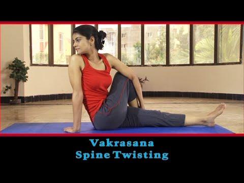 yoga  vakrasana  youtube