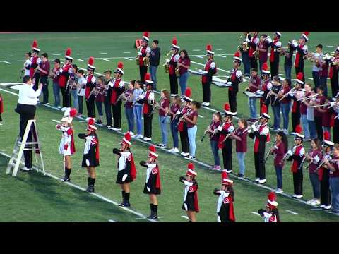Clifton Mustang Marching Band - 9/22/17  (vs. Ridgewood) (7t