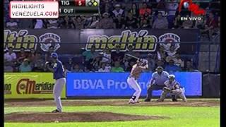 Highlights Jornada 16/11 LVBP. Navegantes del Magallanes vs Tigres de Aragua