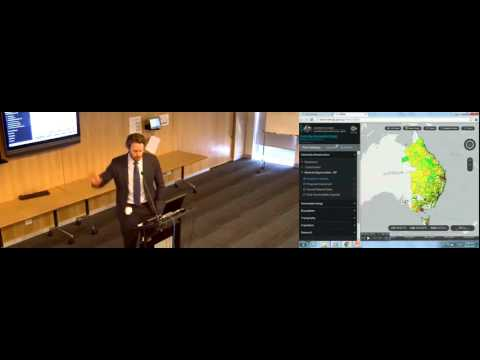 NationalMap Forum – Presentation 5: AREMI by Jo Ritchie, Australian Renewable Energy Agency