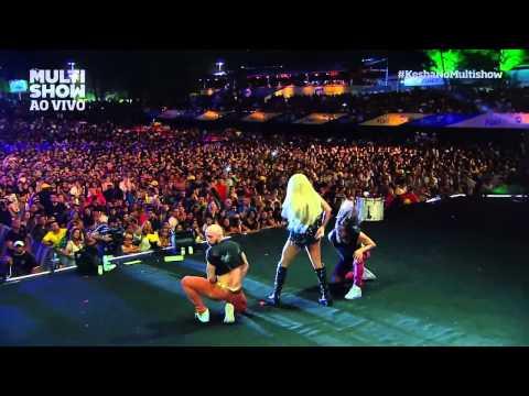 Kesha Live at Festival de Verão de Salvador 2015 (Part 2)
