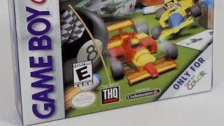Classic Cartridge Review: Micro Machines