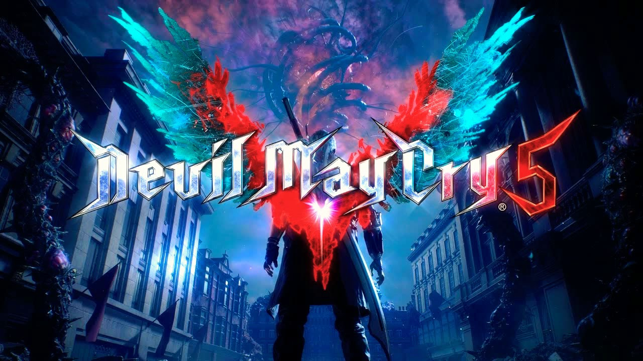 Devil May Cry 5 DMC 5 soundtrack E3 reveal trailer Theme Music #1