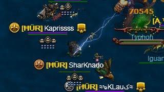 SharKnado Tayfun Event (5vs all CKC)