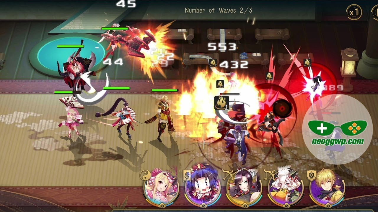 Tales of Demons and Gods for Android - APK Download