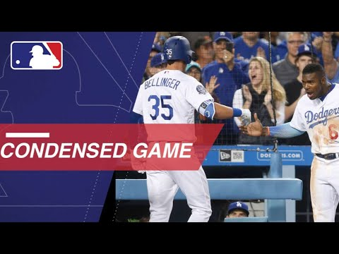 Condensed Game: SF@LAD - 4/1/18