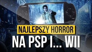 NAJLEPSZY horror na PSP i WII - Silent Hill: Shattered Memories