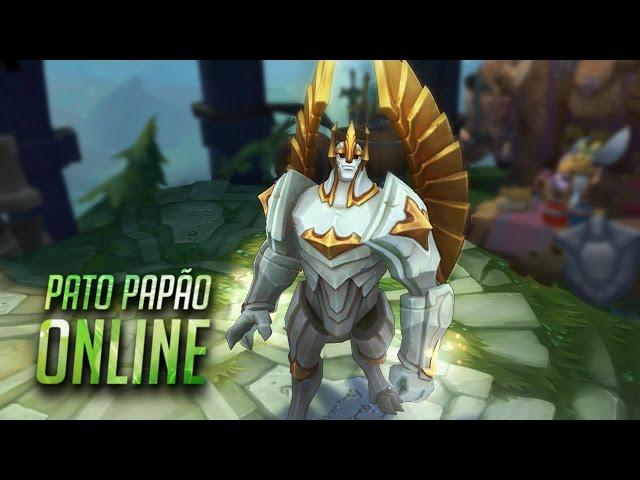 SEGURA O FON - PPO   League of Legends