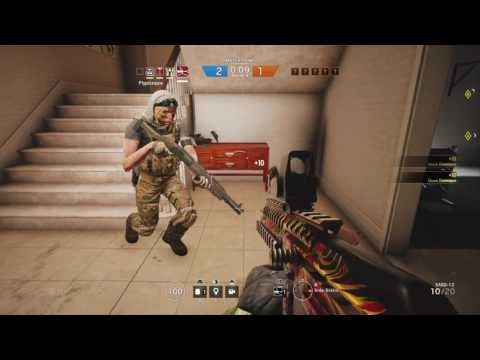 Tachanka Clutch BOI!!!!!!!!!!!!!!!!!!!!!!!!!!!!!!!!!!!!!!!!!!Part 2
