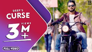 Curse (Valentine's Day Special) |  Full Video | Deep | Urvashi Dhiman | Z Mark Records