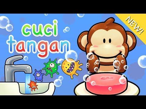 Lagu Anak Indonesia | Cuci Tangan