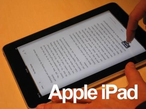 Speed Test: iPad vs. iPod Touch 3g