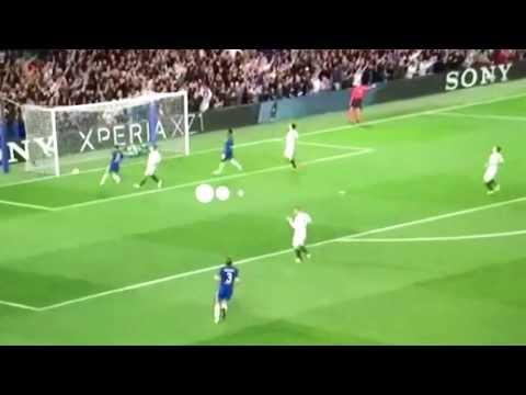 Davide zappacosta incredible goal Champions League