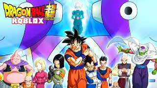 TORNEO OF POWER AND HUMAN PRESTIGE!!! - ROBLOX DRAGON BALL Z FINAL STAND