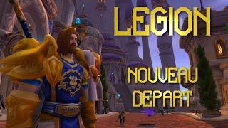 LEGION - UN NOUVEAU DEPART