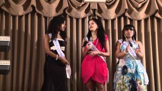 Oromo Beauty Pageant of North America 2011