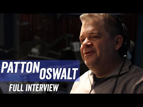 Patton Oswalt - 'A.P. Bio', Serial Killers, 'I'll Be Gone In The Dark' - Jim Norton & Sam Roberts