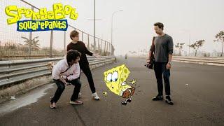 SPONGEBOB - Ripped Pants (eclat cover) PAKET ASHIAP!!