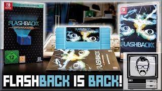 Flashback Switch Review | Nostalgia Nerd