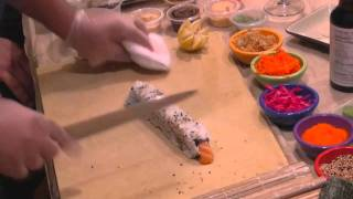 How to make Kosher Sushi in a few easy steps