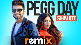 Pegg Day (Remix) | Shivjot | Rii | Simar Kaur | Latest Remix Songs 2019 | Speed Records