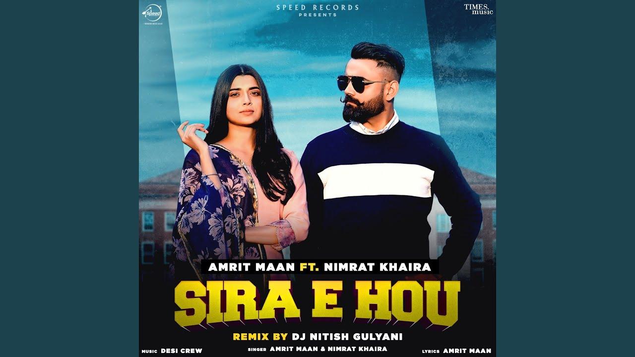Sira E Hou Remix By DJ Nitish Gulyani