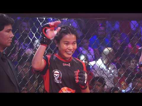 Super Fight League | Season 2 | Finish With Fire | Bigita Basumatary Vs Preeti Shah | Highlights