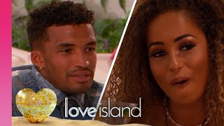 Michael Lays It on Thick With Amber | Love Island 2019