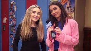 GIRL MEETS WORLD High School Set Tour