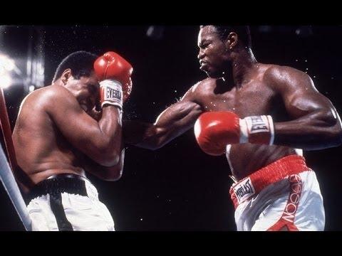 Muhammad Ali vs Larry Holmes - FULL FIGHT 1980